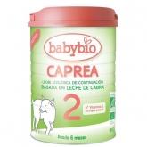 Leite de Cabra BIO Caprea 2 (desde 6 mêses) babybio 900 g