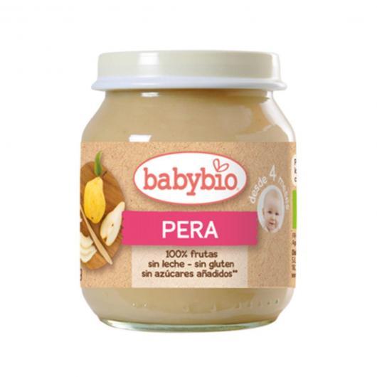 Potito Pera Babybio, 2 x 130 g