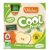 Omogeneizzato Cool Fruits Mela 4 x 90 g