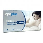Melatonina Forte 1,98 mg con Triptófano Epaplus, 60 cápsulas