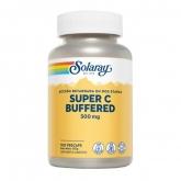 Solaray Super Bio C Buffered 100 capsules