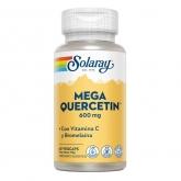 Mega Quercitina 600 mg Solaray, 60 capsule
