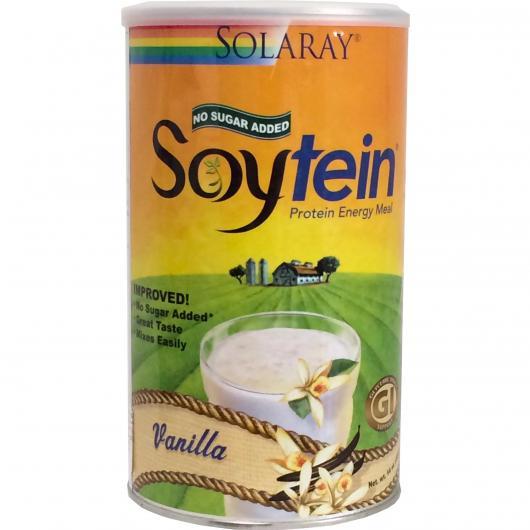 Soytein Vaniglia Solaray, 400 g