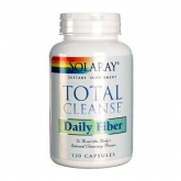 TOTAL CLEANSE FIBER 120CAP SOL