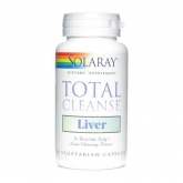 Total Cleanse Liver Solaray, 60 cápsulas