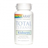 Total Cleanse Kidney Solaray, 60 cápsulas
