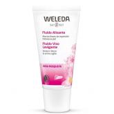Fluide lissant à la rose musquée Weleda, 30 ml