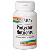 Protettore Nutrienti Solaray, 60 compresse