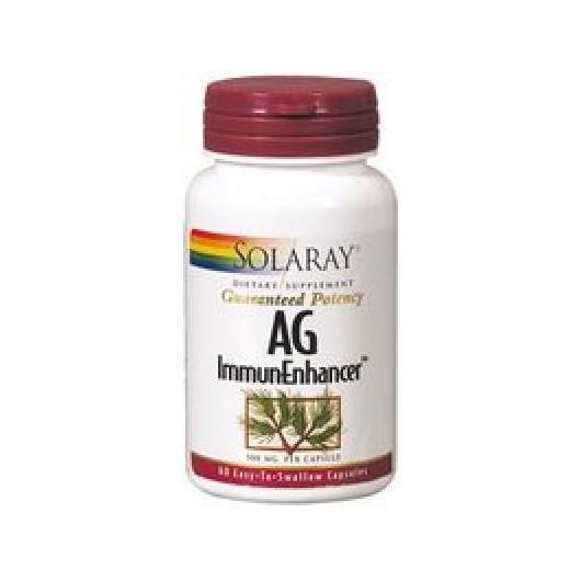 Ag Immunoenhacer Solaray, 60 capsule