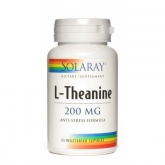 TEANINA 45 CAP 200MG SOLARAY