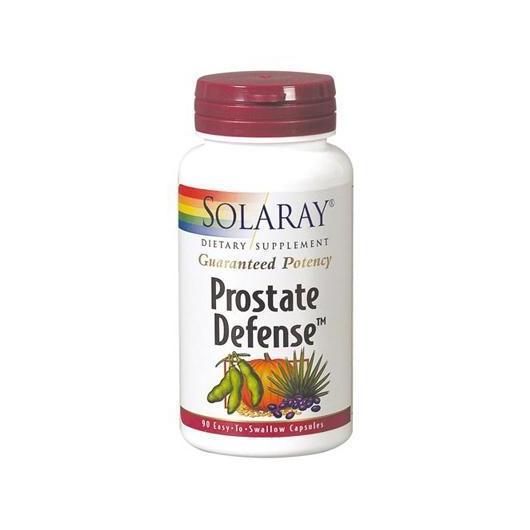Prostate Defense Solaray, 90 cápsulas