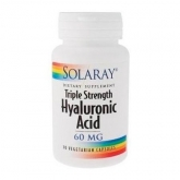 Hyaluronic Acid 60 mg Solaray, 30 capsule