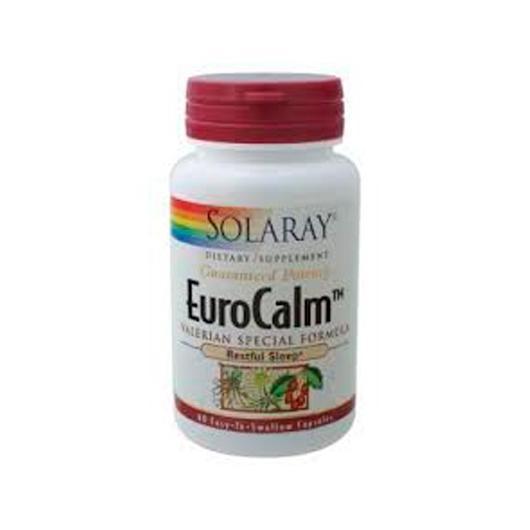 Eurocalm Solaray, 60 capsule
