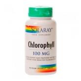Clorophyll Solaray, 90 compresse