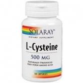 Solaray Cysteine 500mg 30 capsules