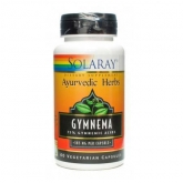 Gymnéma 385 mg Solaray, 60 capsules