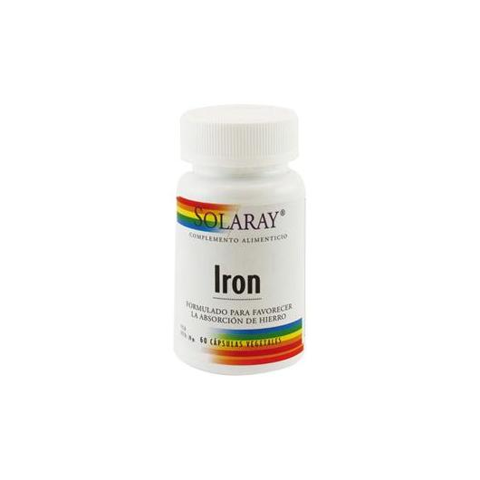Iron 25 mg Solary,  60 capsule