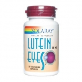 Lutein Eyes 18 mg Solaray, 30 capsule