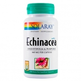 Equinacea 460 mg Solaray, 100 capsule