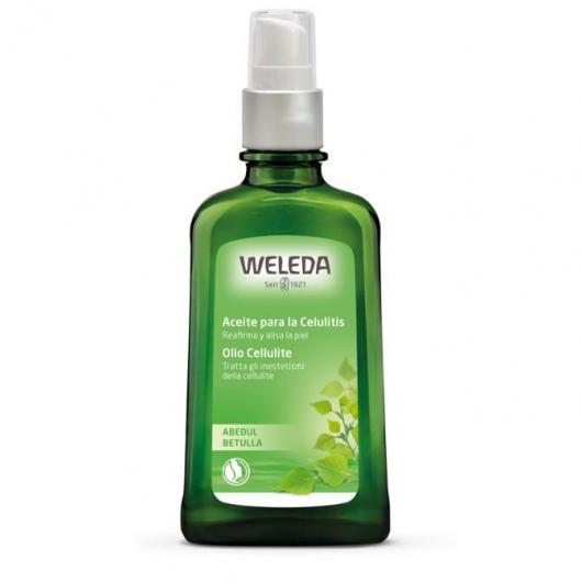 Olio anticellulite Betulla Weleda, 100 ml