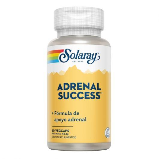 Adrenal Succes Solaray, 60 cápsulas