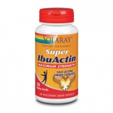 Super Ibuactin Solaray, 60 capsule