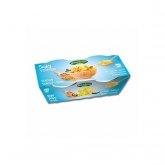 Sobremesa de soja Baunilha NaturGreen, 2 x 125 g