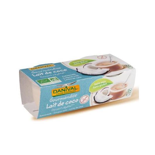 Dolce di Cocco DANIVAL 2 x 110 g
