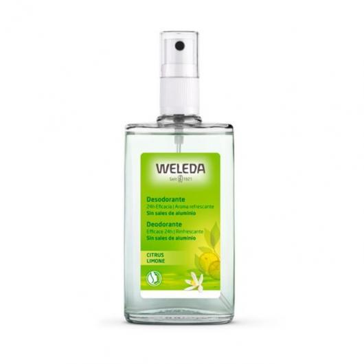 Desodorante de Citrus Weleda, 100ml