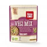 Espelta, Arroz, Avena y Verduras Vegi Mix Lima, 250 g