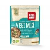 Bulgur, quinoa e grão de bico Vegi Mix Lima, 250 g