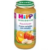 Petit Pot Bio Céréales et Fruits Divers (6 mois) HIPP, 250 g