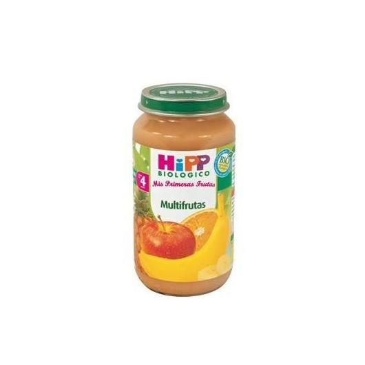 Potito Biológico Multifrutas 4M HiPP, 250 g
