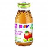 Sumo biológico maçã e uva 4M Hipp, 200 ml