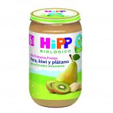 Boião biológico pera, kiwi e banana Hipp, 250 g