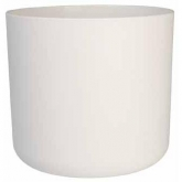 Vaso B.for soft round bianco Elho