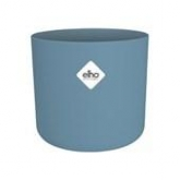 Vaso B.for soft round blu Elho