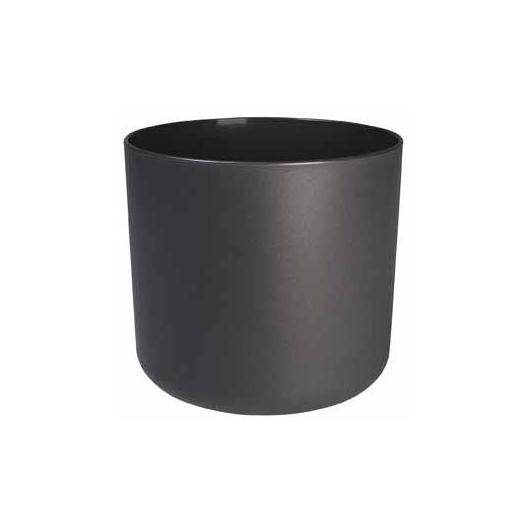 Pot B. for Soft Round Anthracite Elho