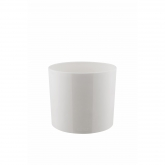 Vaso B. for diamond cactus Bianco Elho