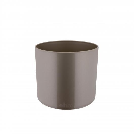 Pot B.for Diamant Cactus Gris Elho