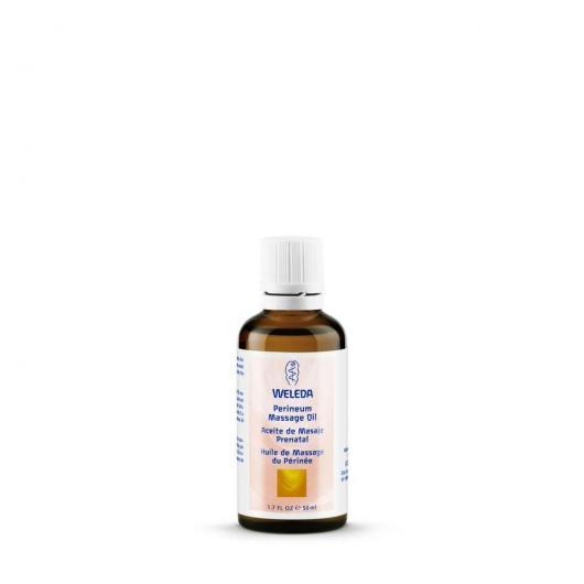 Huile de massage prénatal Weleda, 50 ml