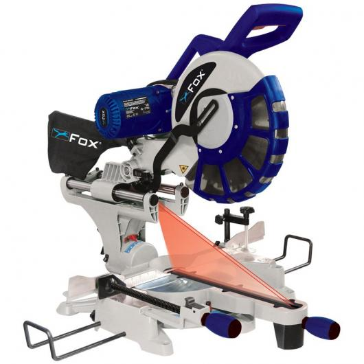 Troncatrice telescopica F36-259 DB Fox