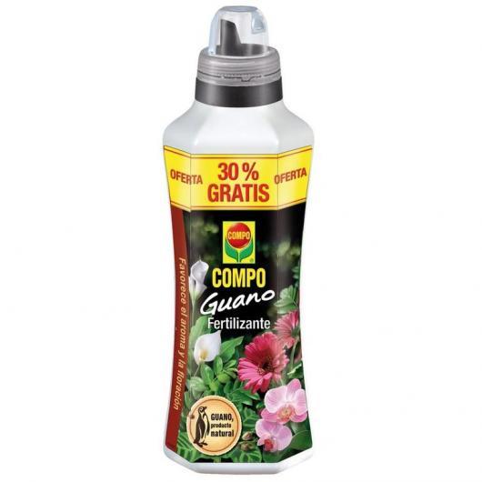 Guano líquido Compo, 1300 ml