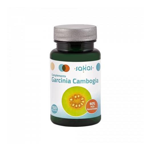 Garcinia Cambogia Sakai, 100 comprimidos