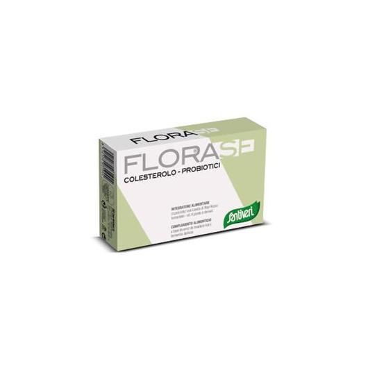 Florase Colesterolo 450 mg Santiveri, 40 capsule