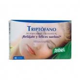 Triptófano Santiveri, 40 cápsulas vegetais