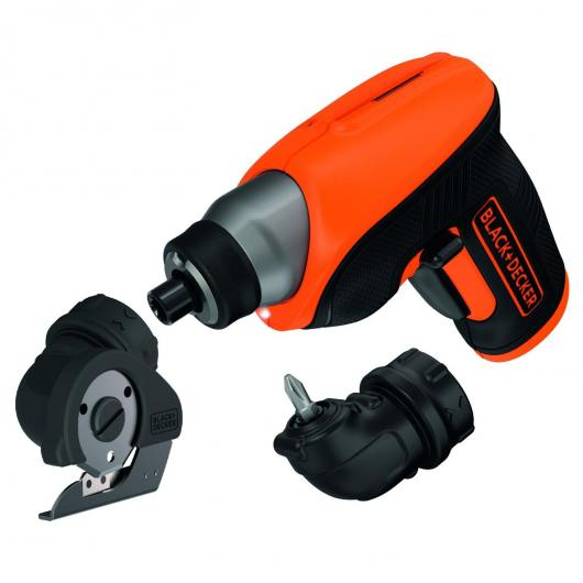 Atornillador 3.6 V Li Black & Decker