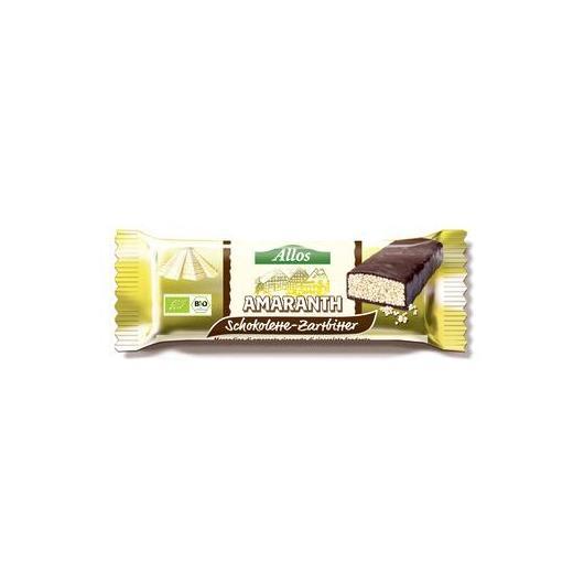 Barretta Amaranto Cioccolato Allos, 25 g