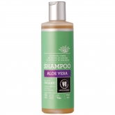Champú para cabellos normales de Aloe Vera Urtekram, 250 ml