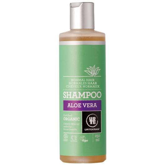 Shampoo capelli normali Aloe Vera Urtekram, 250ml